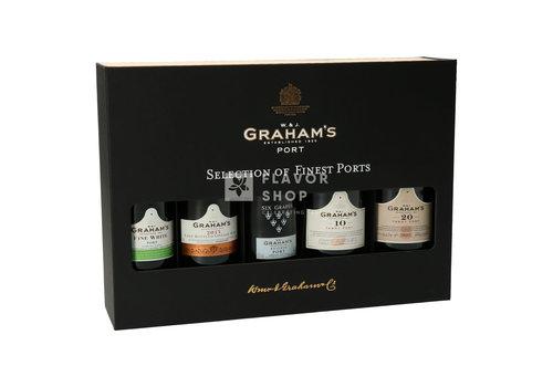 Graham's Graham's Selection des meilleurs ports - 5 x 20 cl