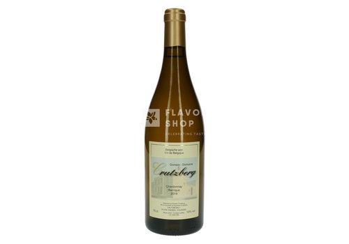 Wijndomein Crutzberg Chardonnay Barrique - Domaine viticole Crutzberg 75 cl