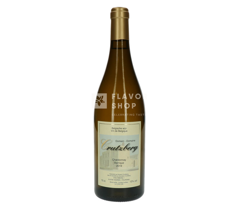 Chardonnay Barrique - Wijndomein Crutzberg 75 cl