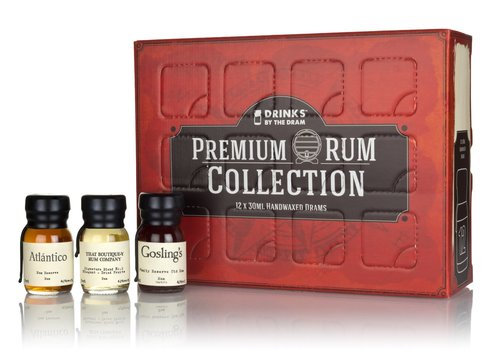 Premium Rum Collection Drinks by the Dram 12 x 3 cl