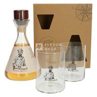 Rhum Bon Vivant + 2 verres CoffretCadeau