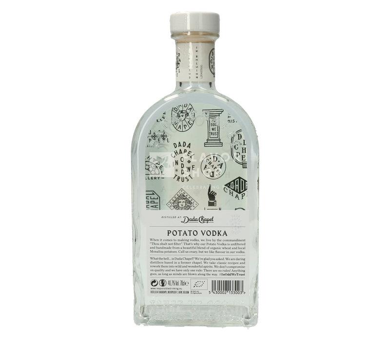 Potato Vodka - Vodka belge 70 cl