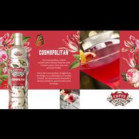 Cocktail Cosmopolitan 'Prêt à boire' 70 cl