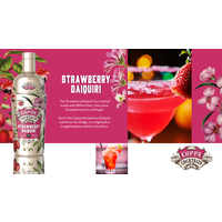 Strawberry Daiquiri 'Ready to drink' Cocktail 70 cl
