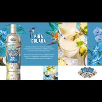 Cocktail Piña Colada 'Prêt à boire' 70 cl