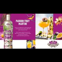 Passion Fruit Martini Cocktail 'Prêt à boire' 70 cl