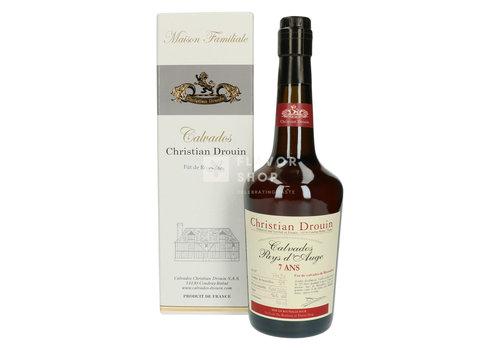 Calvados Christian Drouin - Fût de Rivésaltes - Flavor Shop Selection