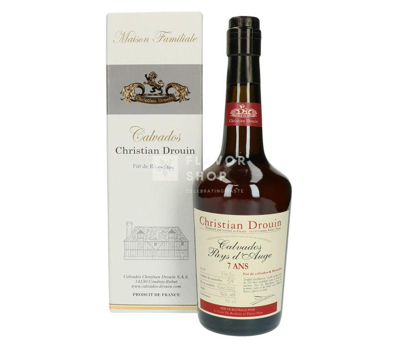 Calvados Christian Drouin - FûtdeRivésaltes -FlavorShopSelection70cl