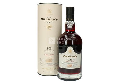 Graham's Graham's Tawny Porto 10y -  75 cl