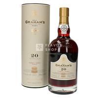 Graham's Tawny Porto 20y - 75 cl