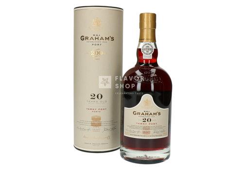 Graham's Graham's Tawny Porto 20y - 75 cl