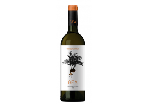 Vina Serengueti - wit -GEAChardonnayOrganic&Vegan75cl