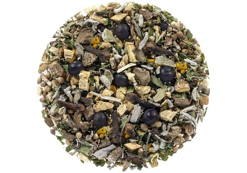 Pure Flavor Herbal Detox infusie