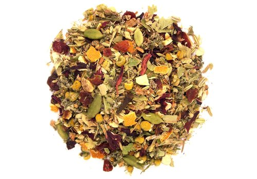 Pure Flavor Inner Peace - Ayurvedic Tea Refill Nr 149 - Thee Infusie 70 g