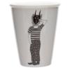 helen b Tasse en porcelaine 'The mask man'
