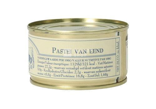 Handsaeme Paté van eend 130 g