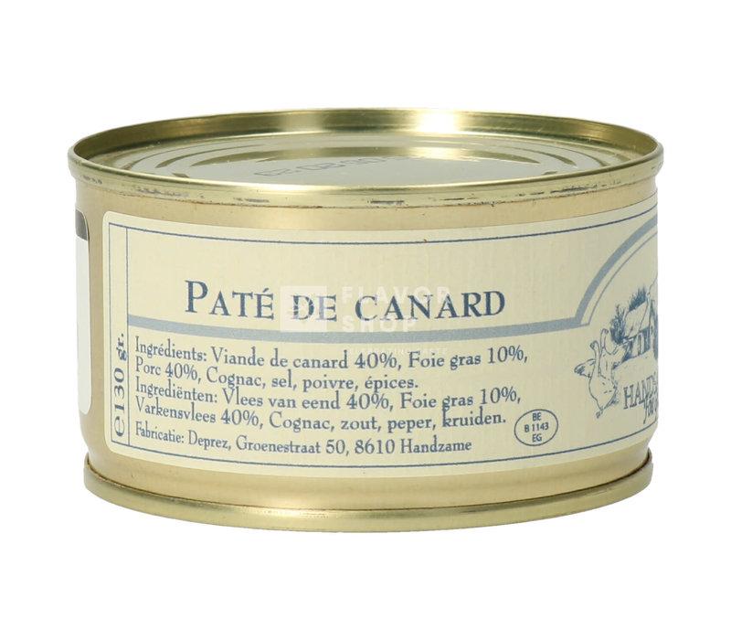 Paté van eend 130 g