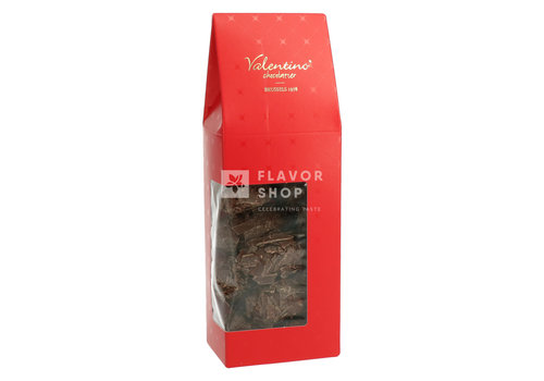 Valentino Chocolatier Truffes au chocolat noir +/- 200 g