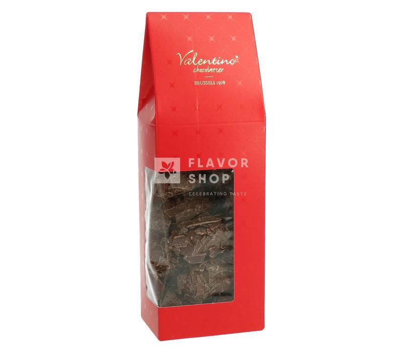 Truffes au chocolat noir +/- 200 g