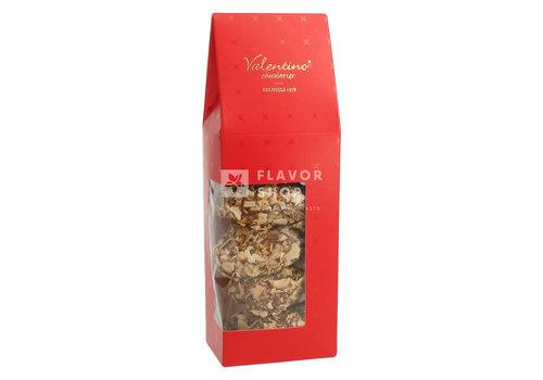 Valentino Chocolatier Truffes effilées aux amandes +/- 200 g