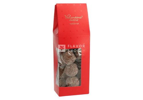 Valentino Chocolatier Truffes à la crème brûlée +/-200g