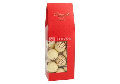 Valentino Chocolatier Truffels met Baileys en Witte Chocolade +/-200 g