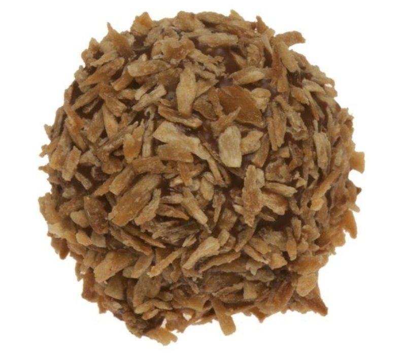 Truffes Cocos Locos Chocolataulait - Artisanales +/- 200 g