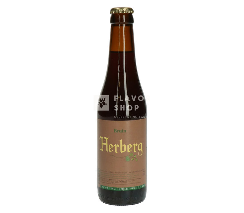 Herberg Bruin 33 cl