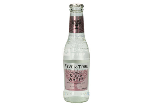 Fever Tree Fever Tree Soda Water 20 cl