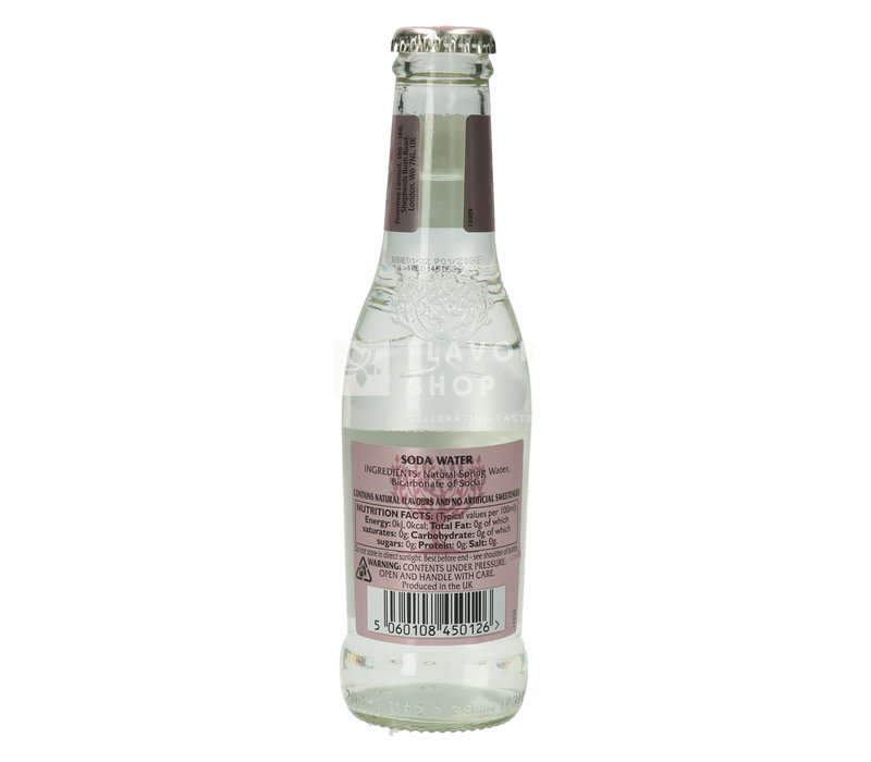 Fever Tree Soda Water 20 cl