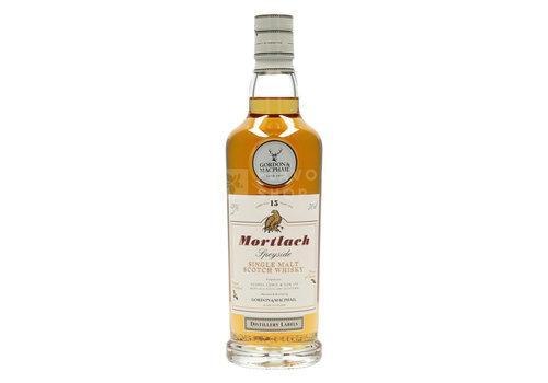 Mortlach 15Y Gordon & MacPhail Distillery Labels