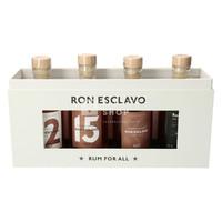 Ron Esclavo Gift Box 4 x 20 cl