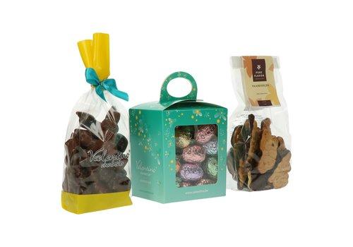 Flavor Gifts Flavor Gifts Paaspakket - Happy bunnies