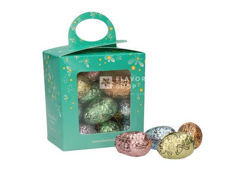 Valentino Chocolatier B2B Paasballotin praliné eitjes verpakt 250 g