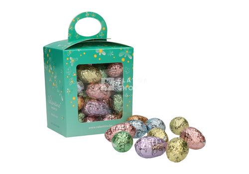Valentino Chocolatier B2B Paasballotin praliné eitjes verpakt 500 g