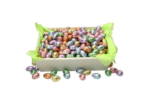 Flavor Gifts Paaspakket assortiment eitjes verpakt 4 kg