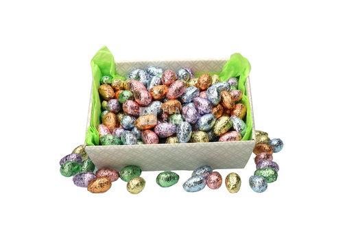 Flavor Gifts Paaspakket assortiment eitjes verpakt 2 kg