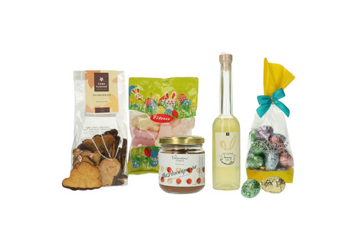Flavor Gifts Flavor Gifts Paaspakket Limoncello