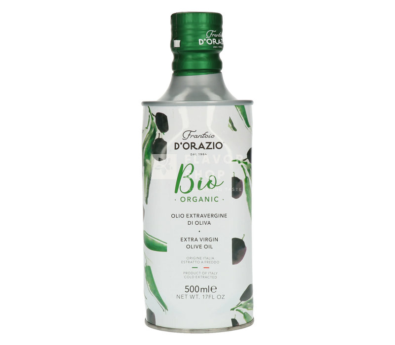 Bio Olijfolie Puglia Extra Vierge 500 ml