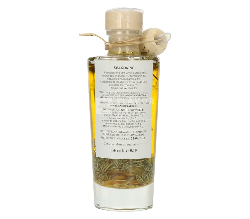 Olijfolie Bruschetta 100 ml