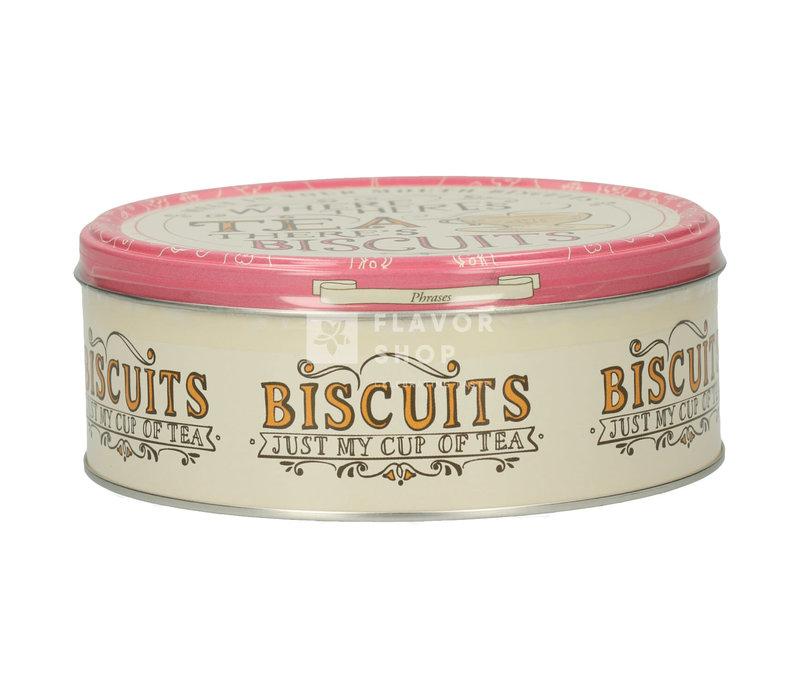 Biscuits au beurre en boîte 150 g