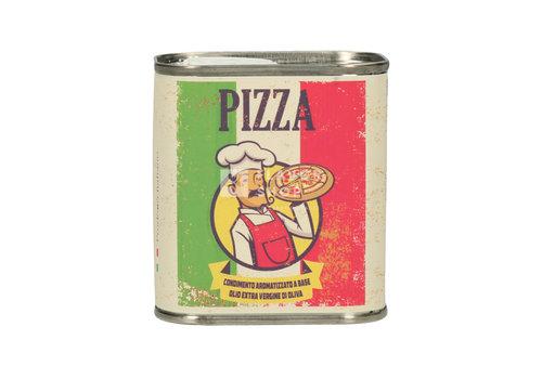 Pizza Extra Virgine Olijfolie in blikje 100 ml