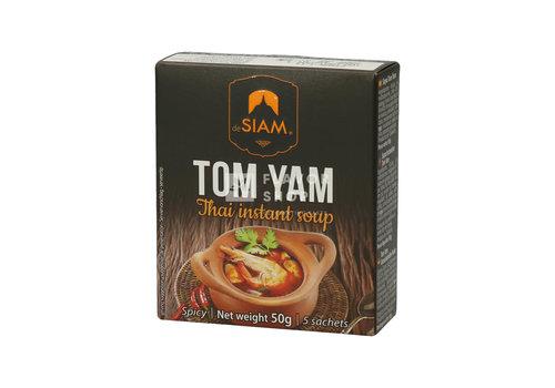 deSIAM Soupe instantanée Tom Yam