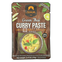 Groene Currypasta in Pouch 70 g