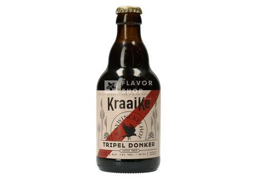 Kraaike Tripel donker 33 cl