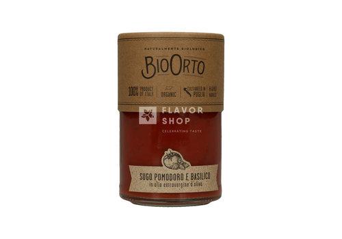 BioOrto Sugo pomodoro e basilico-Bio