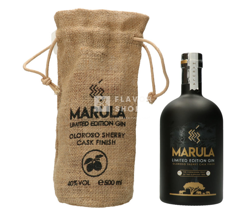 Marula Oloroso Sherry Cask Gin - Limited Edition