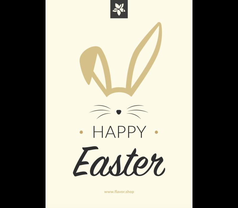 'Happy Easter' wenskaart