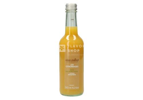 Alain Milliat Citroen en Gember Limonade - Bio 33 cl