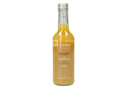 Alain Milliat Limonade de fruits de la passion et de baies de Timbu - Bio 33 cl